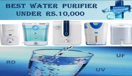 10 Best Water Filters Under 10000 INR in India 2020