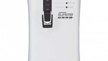 Eureka Forbes Aquaguard Superb RO+UV+UF Water Purifier Review