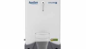 Eureka Forbes Aquasure Aquaflow DX UV Water Purifier Review
