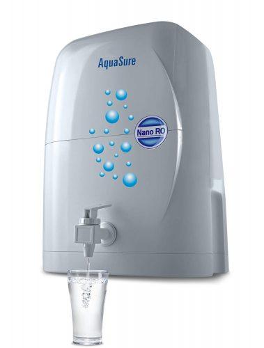 950190632 Eureka Forbes Aquasure Nano RO 4-Litre Water Purifier - Water ...
