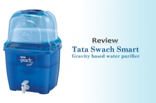 Tata Swach Non-Electric Smart 15-Litre Gravity Based Water Purifier