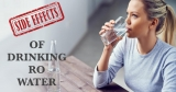 What are the side effects of RO water purifier?